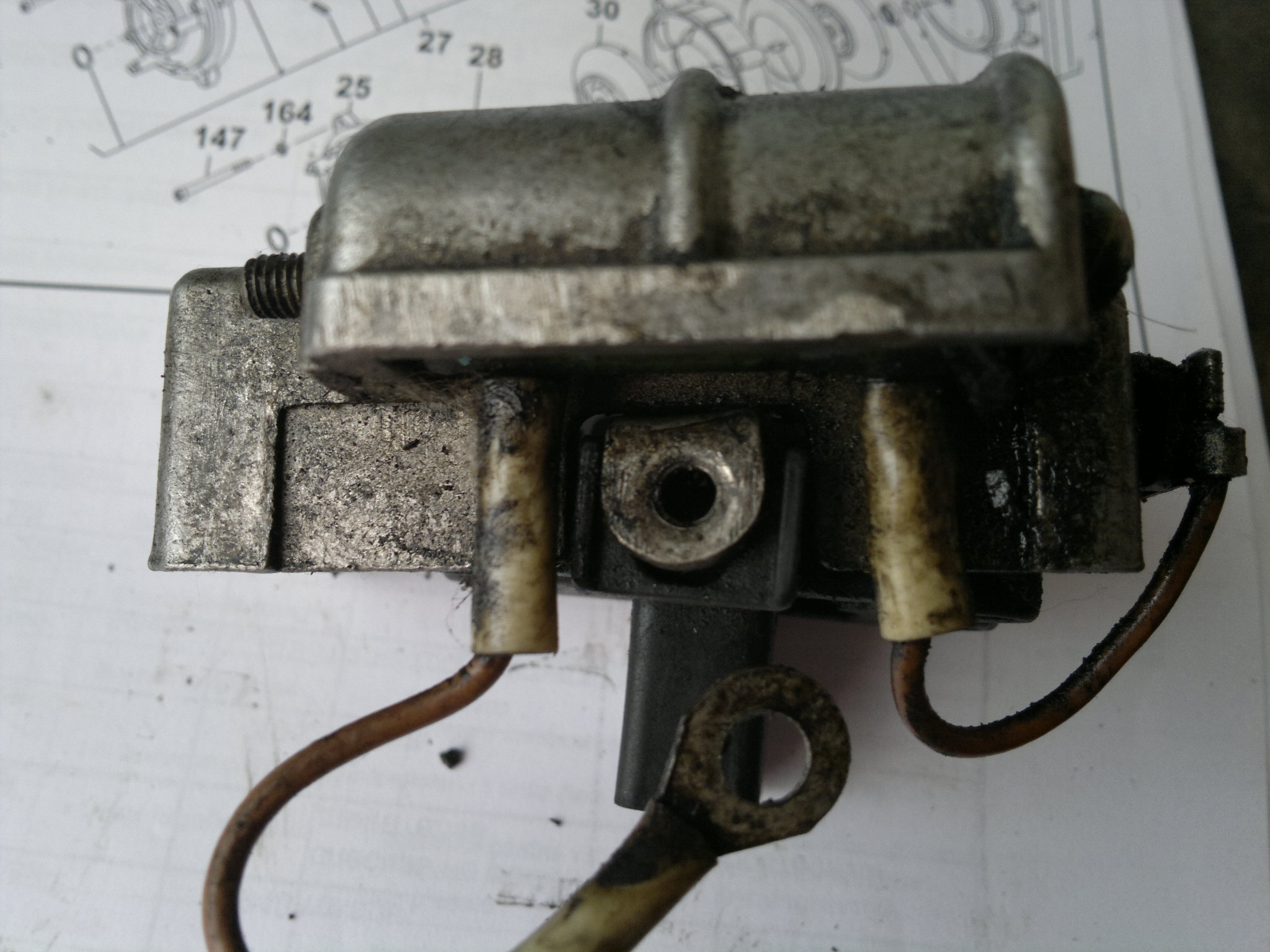 Подключение генератора камаз схема фото