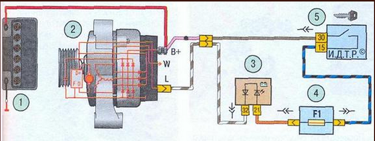 фото реле регулятора мотоблока штенли